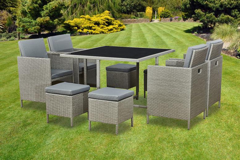 Rattan Garden Furniture | Wowcher