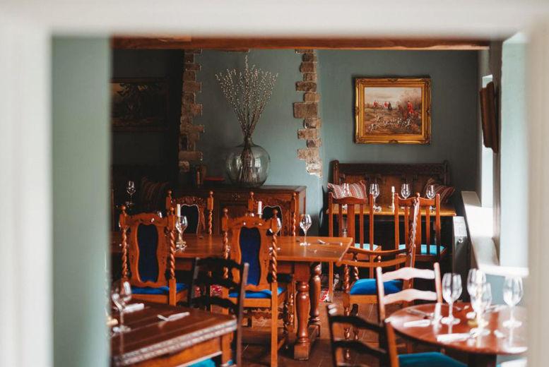 4* The Crown Inn - Exterior - Afternoon tea