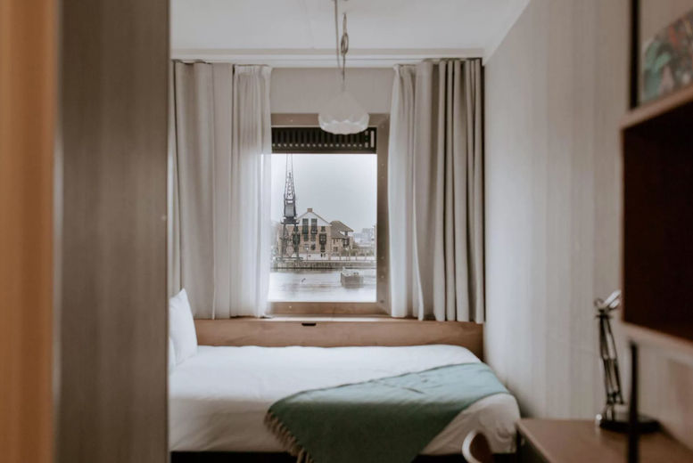Good Hotel London, good room