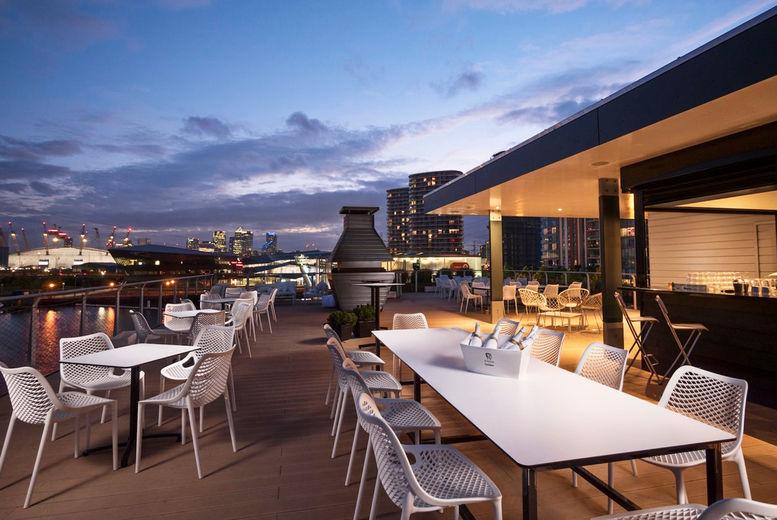 Good Hotel London, rooftop
