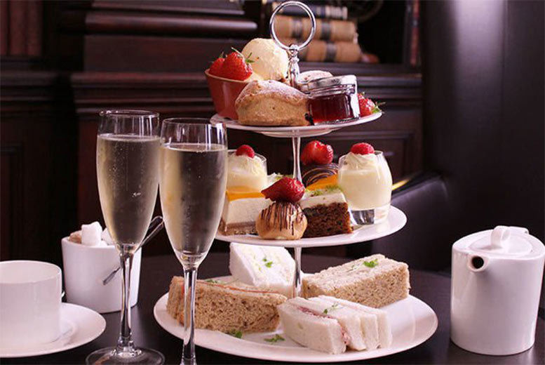 Afternoon Tea & Prosecco for 2 Voucher