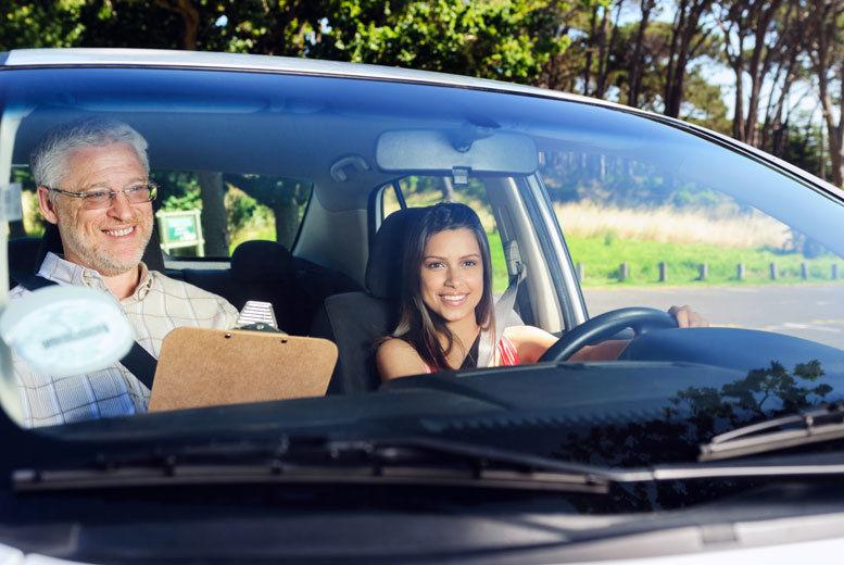 30min Junior Driving Lesson - 12 Locations!