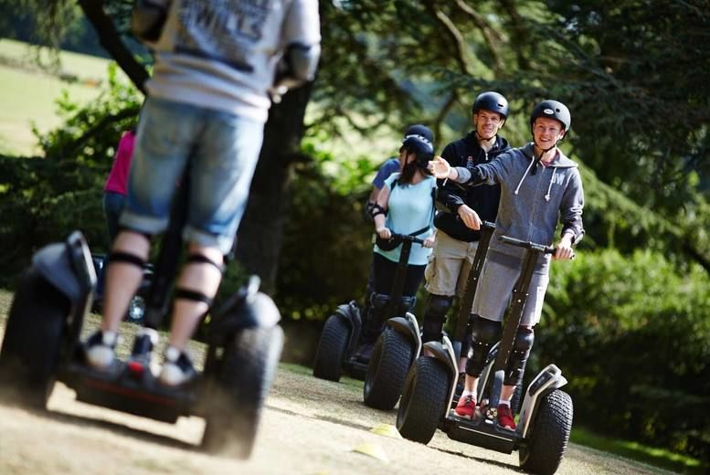 Segway Thrill Experience For 2 - 15 Locations - Segway Events