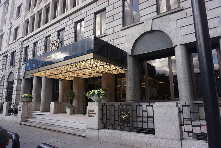 Montcalm Royal London House - Entrance
