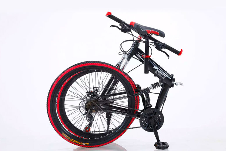iStarz-Ltd-FOLDABLE-BIKE-WITH-SUSPENSION-AND-DOUBLE-DISC-BREAKS-2