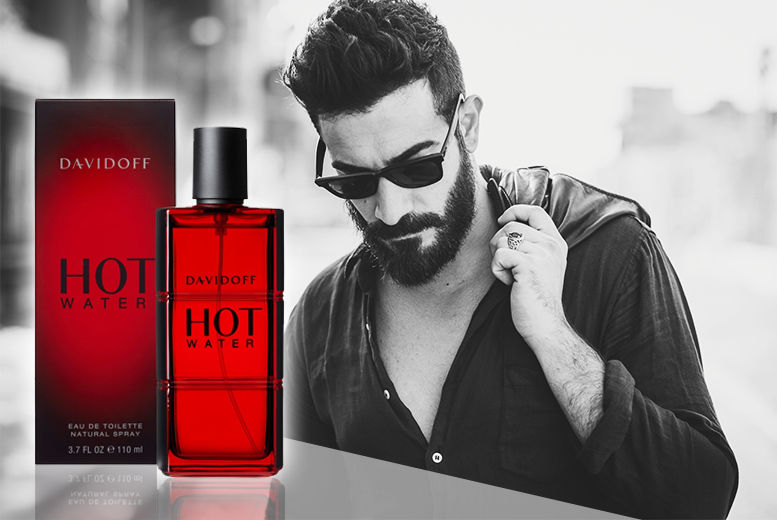 110ml Davidoff Hot Water EDT Offer | Perfumes deals in London