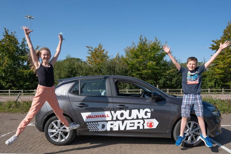 Young Driver Training Voucher