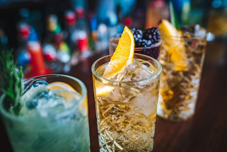 Gin Tasting Experience Voucher - Liverpool
