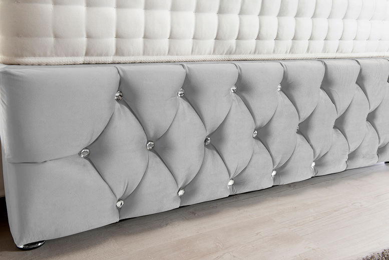 Luxury-Velvet-Plush-Chesterfield-Divan-with-3-Tac-Sprung-Mattress,-4-colours-11