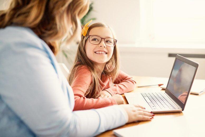 1 Month Online Tuition Portal Voucher