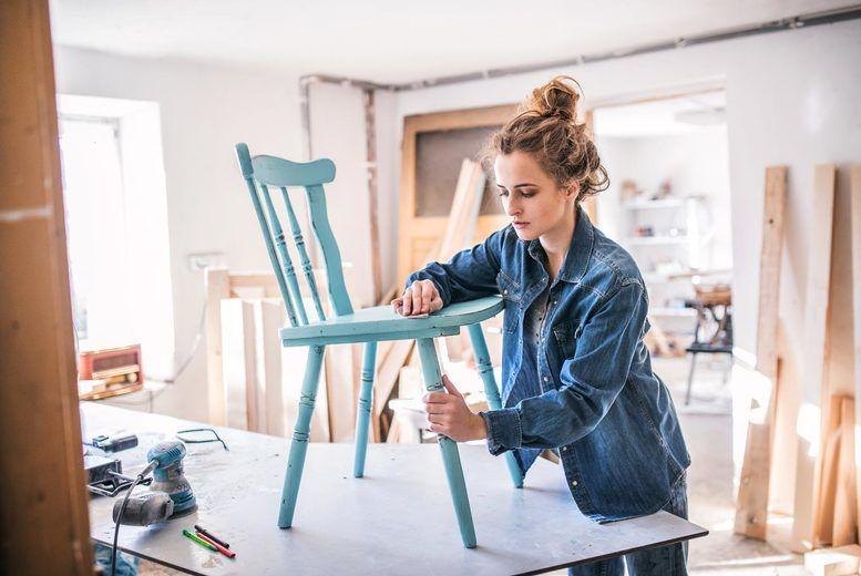 Online Furniture Restoration Course Voucher