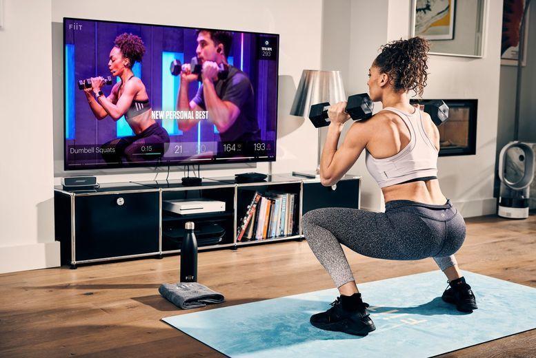 Fiit Online Fitness Classes Voucher