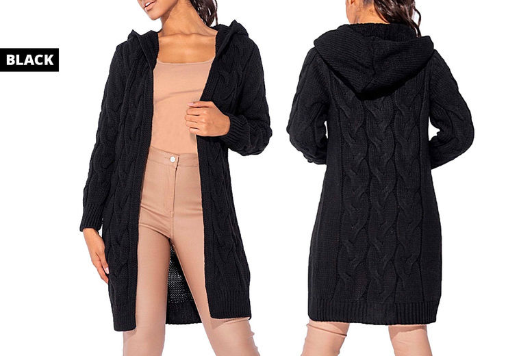 Want-Clothing-LTd-Womens-Long-Hooded-Cable-Knit-Cardigan-11