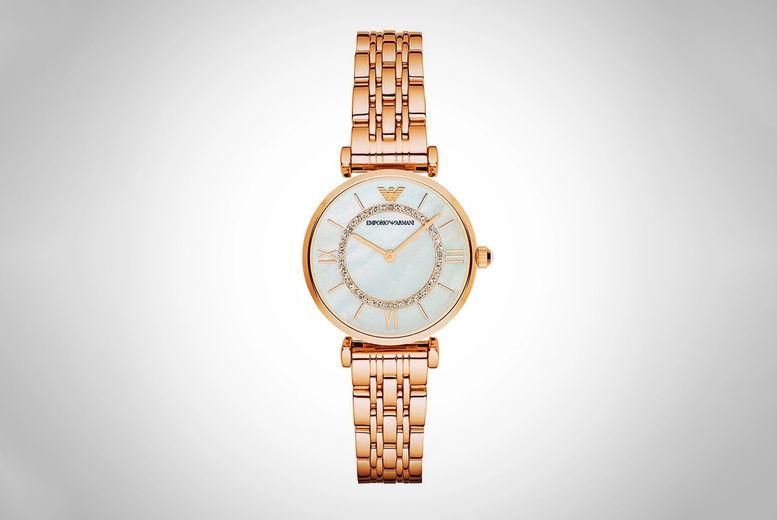 Brada-Trade-Limited-EMPORIO-ARMANI-AR1909-GIANNI-LADIES-ROSE-GOLD-WATCH-1