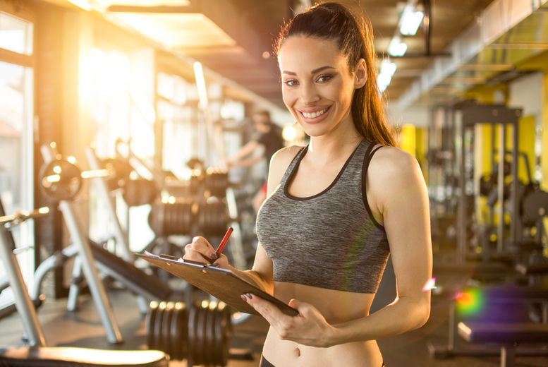 Complete Fitness Trainer - Online Course