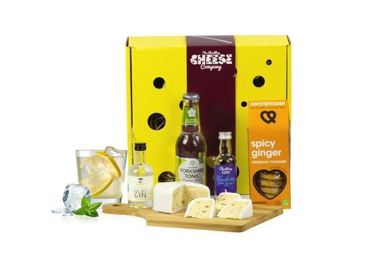 Botanist Gin and Cheese Box Voucher