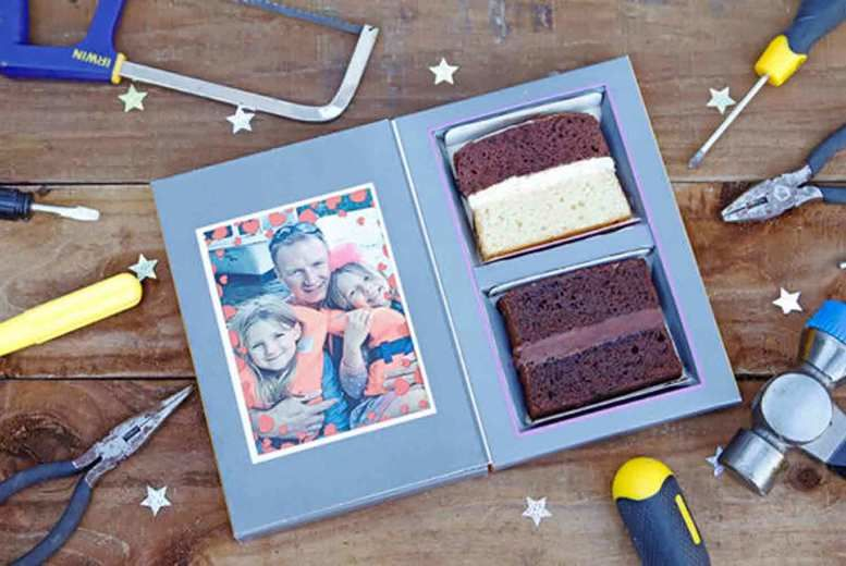 Personalised Cake Card Voucher