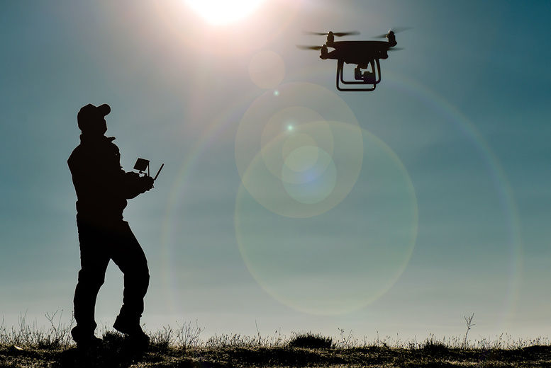 Drone Stock Image