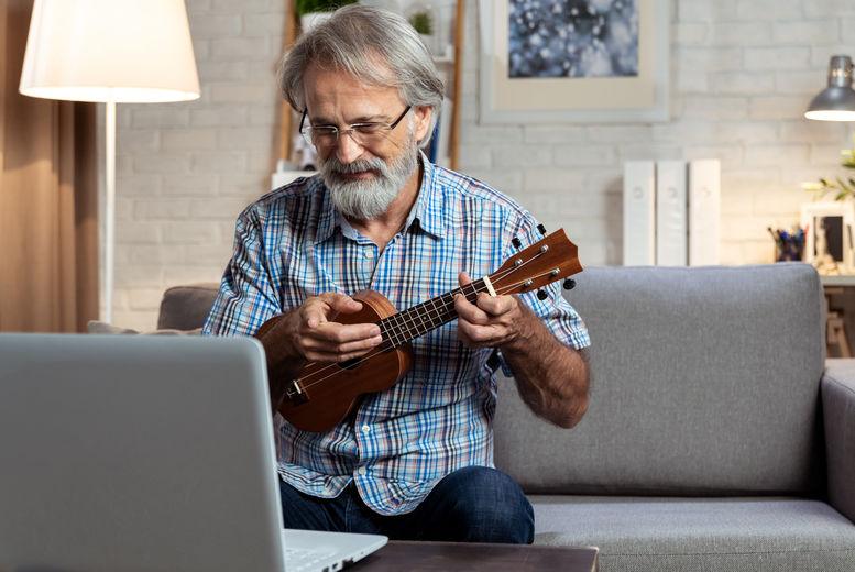 Online Ukulele Lessons for Beginners: 3 Sessions!