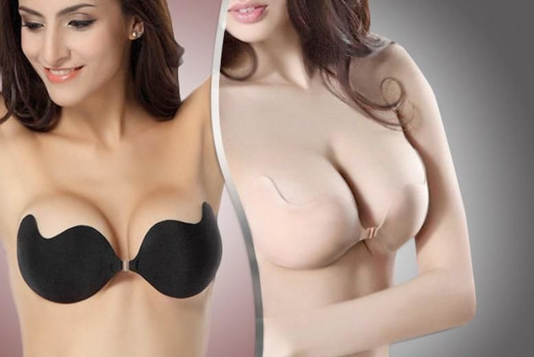 d8fff90d3b Invisible  Push-Up Bra
