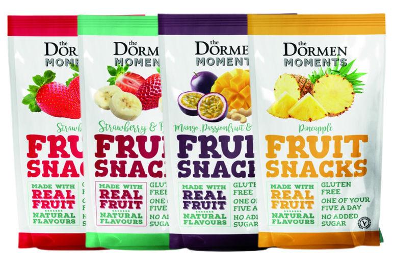 18 Bag Case of Fruit Snacks Voucher - the Dormen