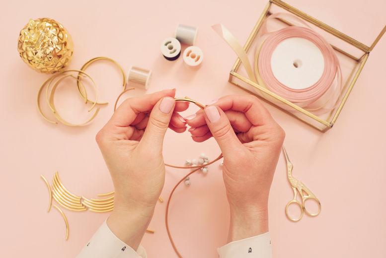 Jewellery Making Diploma Voucher