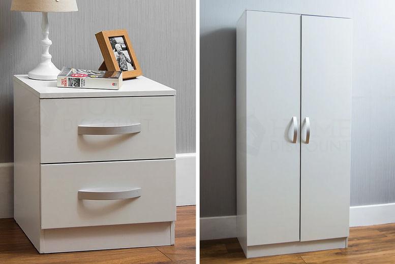 High Gloss Bedroom Furniture Offer, White High Gloss Bedroom Furniture Uk