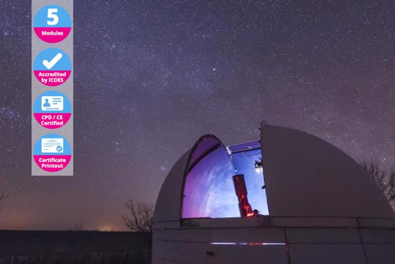 Astronomy Banner
