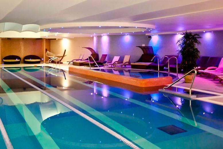 Bannatyne Spa Access & 4 Treatments Voucher