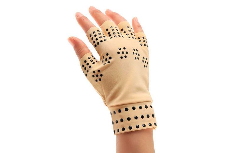Rosdon-Group-LTD-Fingerless-Magnetic-Compression-Gloves-3