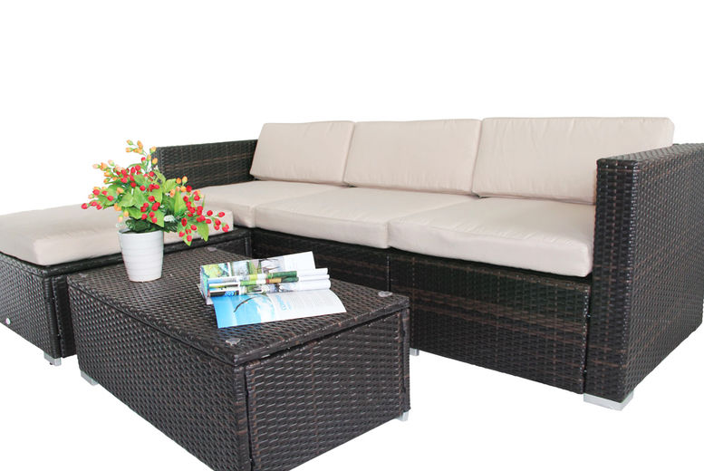 Rattan Cushion Cover Replacement Deal, Rattan Furniture Cushion Covers