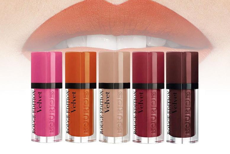 Avant-Garde-Brands---Bourjois-Rouge-Velvet-Liquid-Lipstick-5PC-Set
