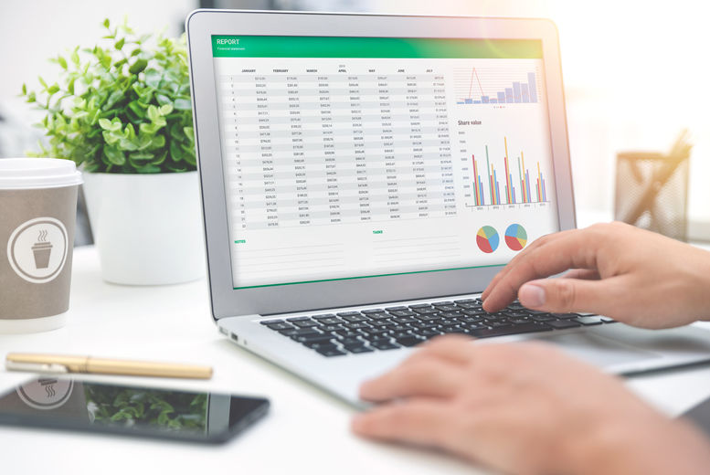 Microsoft Excel Complete Course Deal