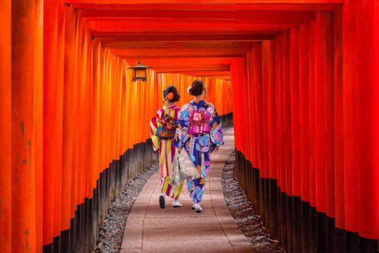 Tokyo, Osaka & Kyoto Multi-City Stay & Flights