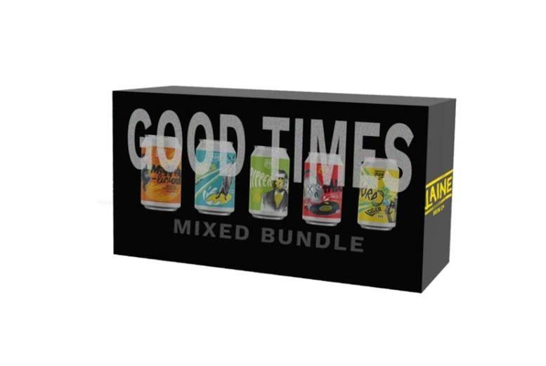 'Very' Good Times Mixed Craft Beer Hamper Voucher