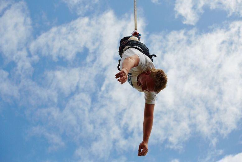 160ft Bungee Jump Voucher - The UK Bungee Club