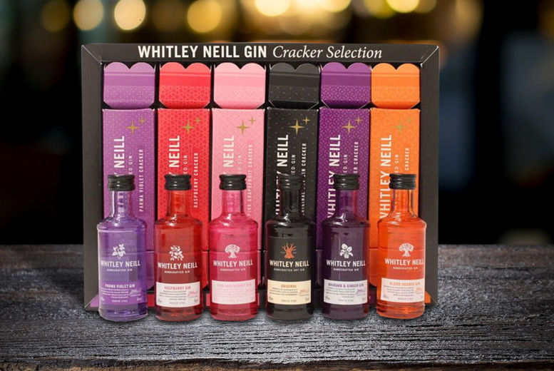 6pc-Whitley-Neill-Gin-Christmas-Cracker-Gift-Pack---Sadler's-Ales-1