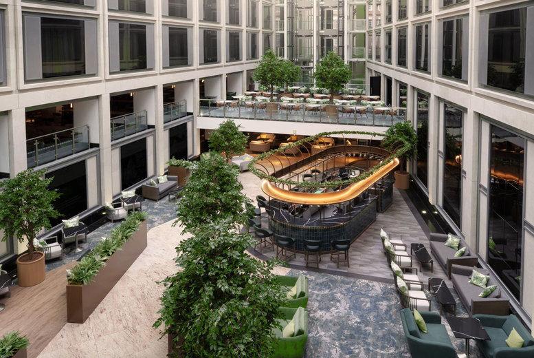 Leonardo Royal London St. Paul's - Atrium