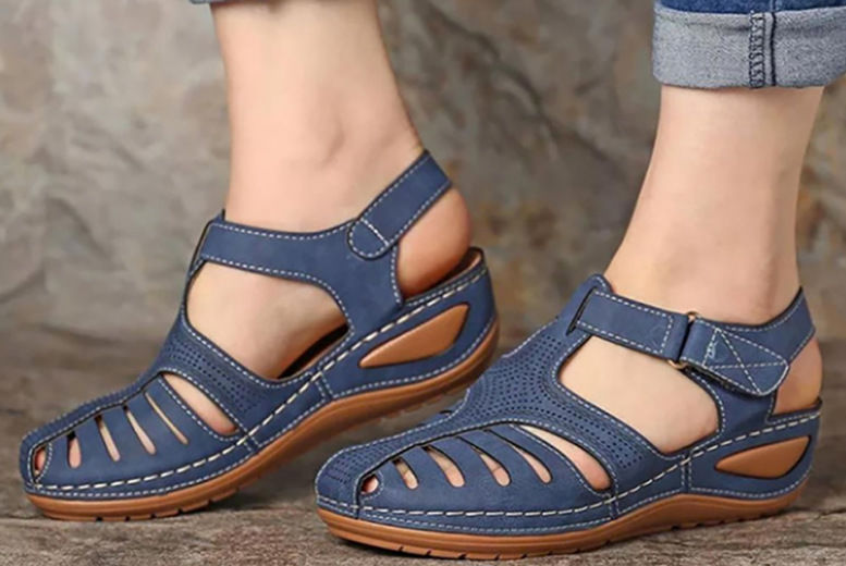Comfort-Velcro-Strap-Shoes-1