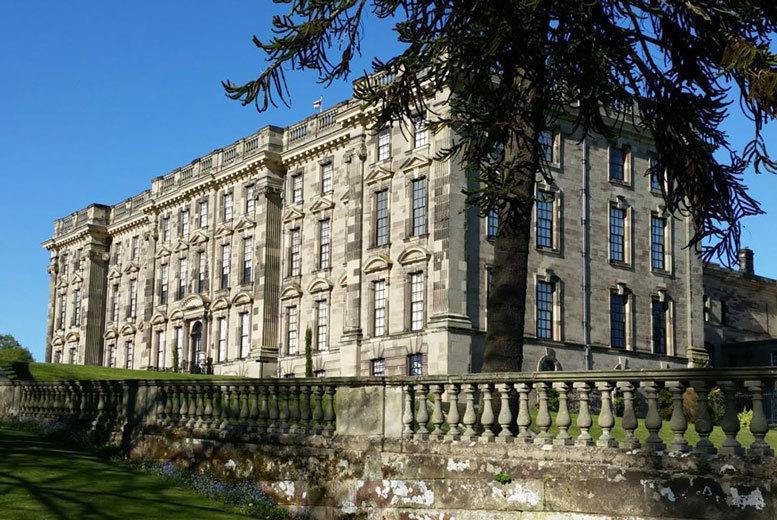 Stoneleigh Abbey Entry & Afternoon Tea Voucher