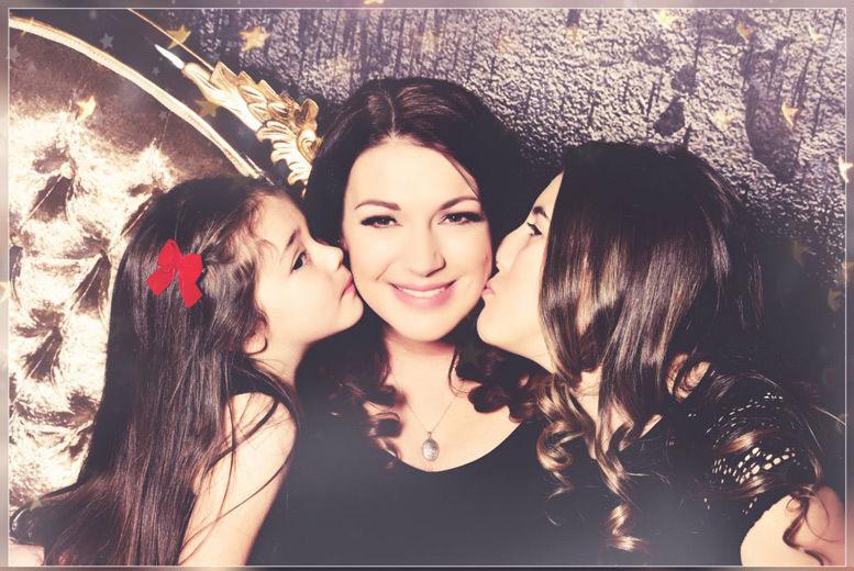 Mother & Daughter Photoshoot Voucher