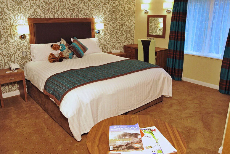Milford Hall Hotel & Spa - Double Room