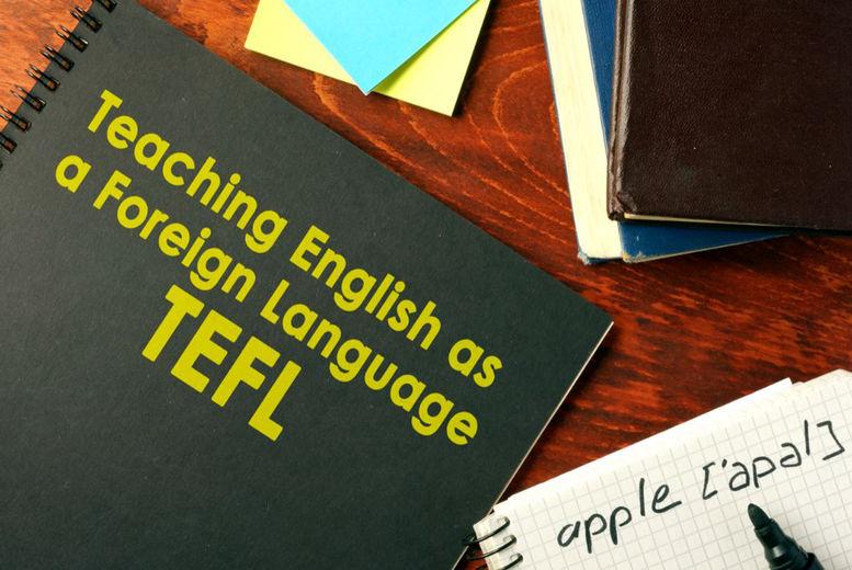 120-Hour Advanced TEFL Course Voucher