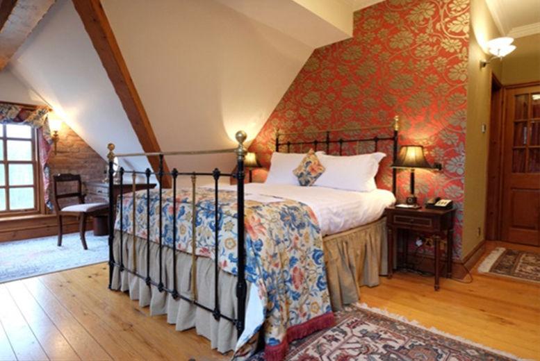 Nunsmere Hall Hotel-double room