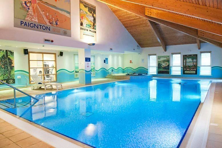 Alexandra House, Cotswolds - Indoor Pool