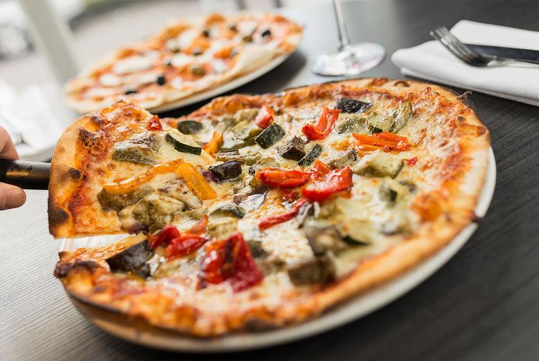 Pizza Pasta Wine Voucher - Newcastle