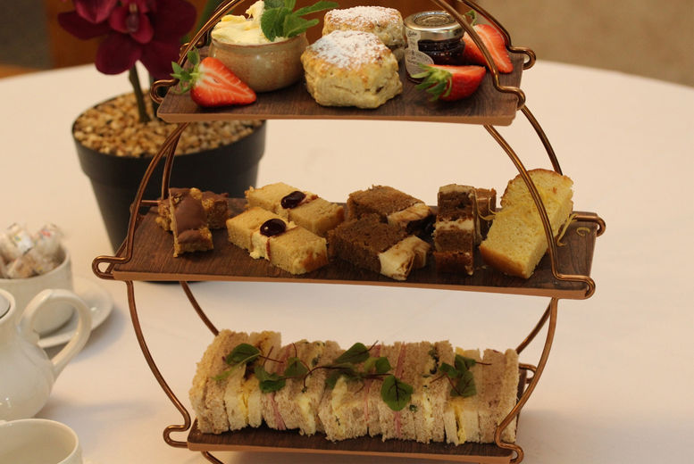 Afternoon Tea For 2 Prosecco Surrey Voucher 2