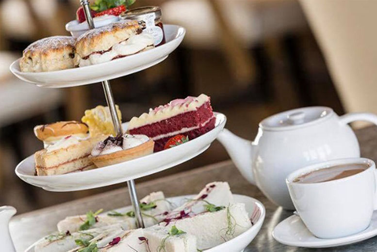 Afternoon Tea For 2 Prosecco Surrey Voucher