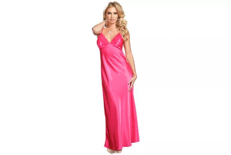 Maxi-Satin-Night-Dress-with-Matching-Thong-4