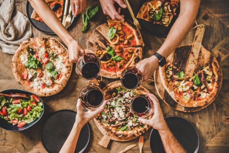 Italian Dining & Wine for 2 Voucher